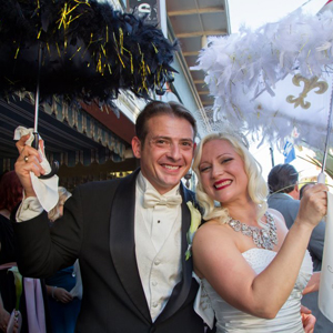 NOLA Swing Weddings